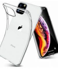 Θήκη Σιλικόνης διάφανη  iPhone 11 pro iPhone 11 Pro
