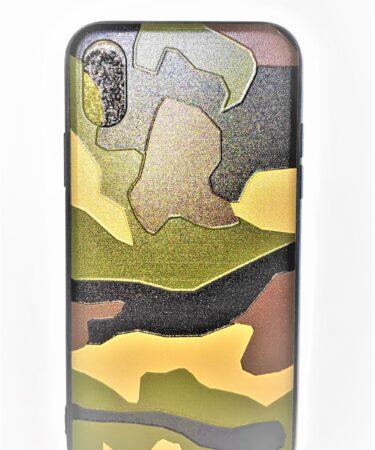 Θήκη σιλικόνης παραλαγή iphone X/Xs iPhone X / XS