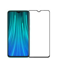 Full Face Tempered Glass Black Redmi Note 8 Pro TEMPERED GLASS ΓΙΑ ΚΙΝΗΤΟ
