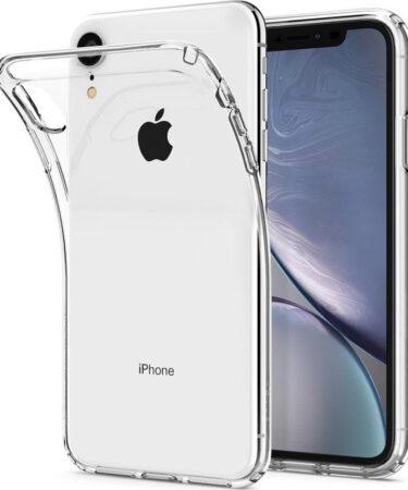 Θήκη Σιλικόνης διάφανη iPhone Xr iPhone XR