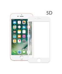 Full Face Tempered Glass White (iPhone 6 / 6s) iPhone 6 / 6S