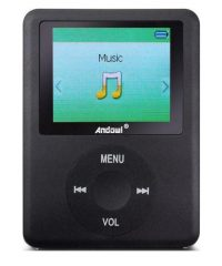 MP3 & MP4 Players Μαύρο TB-18 Gadget