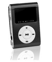 Mini MP3 with LCD Screen Gadget