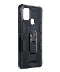 Defender Back Cover Πλαστικό Μαύρο Samsung Galaxy A41 SAMSUNG GALAXY A41