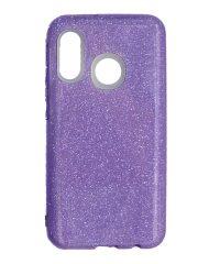 Θήκη σιλικόνης χρυσόσκονη Samsung Galaxy A40 Samsung Galaxy A40