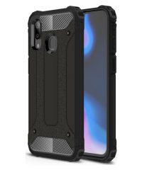 Armor Back Cover Μαύρο Samsung Galaxy A40 Samsung Galaxy A40