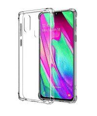 Θήκη Σιλικόνης διάφανη Samsung Galaxy A40 Samsung Galaxy A40