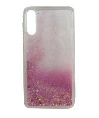 Θήκη Mε Υγρή Χρυσόσκονη Ροζ Samsung Galaxy A50/A30s Samsung Galaxy A30s / A50 / A50s