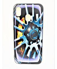 Θήκη Σιλικόνης σχέδιο Samsung Galaxy A40 Samsung Galaxy A40