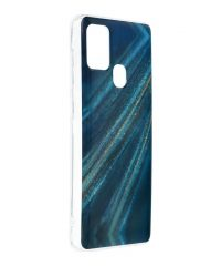 Forcell MARBLE COSMO Case  Samsung Galaxy A21s SAMSUNG GALAXY A21S