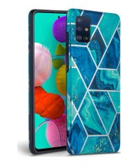 Forcell MARBLE COSMO Case Samsung Galaxy A41 SAMSUNG GALAXY A41