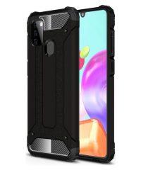 Armor Back Cover Μαύρο  Samsung Galaxy A21s SAMSUNG GALAXY A21S