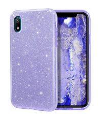 Θήκη σιλικόνης χρυσόσκονη Μωβ Samsung Galaxy A50/A30s Samsung Galaxy A30s / A50 / A50s