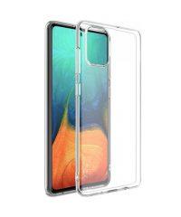 Θήκη Σιλικόνης διάφανη Samsung Galaxy A71 SAMSUNG GALAXY A71