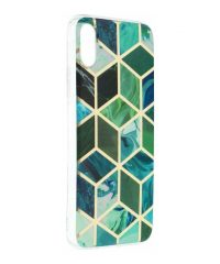 Forcell MARBLE COSMO Case iphone X/Xs iPhone X / XS