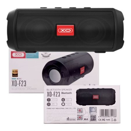 XO F23 Bluetooth Ηχείο Μαύρο Bluetooth