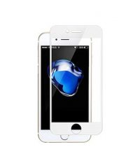 Full Face Tempered Glass White Iphone 7/8 Plus iPhone 7 Plus