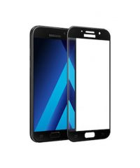 Full Face Tempered Glass Black  (Galaxy A5 2017) TEMPERED GLASS ΓΙΑ ΚΙΝΗΤΟ