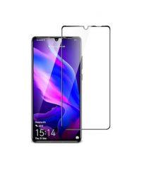 Full Face Tempered Glass Black (P30Lite) Huawei P30 Lite