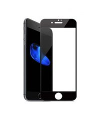 Full Face Tempered Glass Black Iphone 6 Plus iPhone 6 Plus / 6S Plus