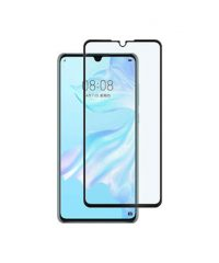 Full Face Tempered Glass Black (P30) HUAWEI P30