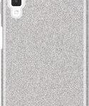 Θήκη σιλικόνης χρυσόσκονη SAMSUNG Galaxy A70 Samsung Galaxy A70