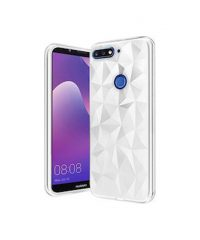 3D Air Prism Back Cover Σιλικόνης HUAWEI Y7 2018 / Y7 PRIME 2018