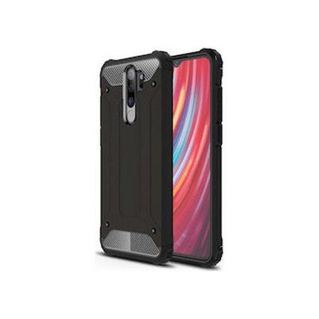 Armor Back Cover Μαύρο Xiaomi Redmi Note 8 Pro XIAOMI REDMI NOTE 8 PRO