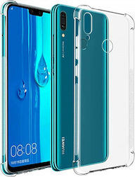 Anti Shock Back Cover Διάφανο Huawei Y7/Y7prime 2019 HUAWEI Y7 2019 / Y7 PRIME 2019