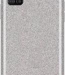 Θήκη σιλικόνης χρυσόσκονη Samsung Galaxy A51 Samsung Galaxy A51