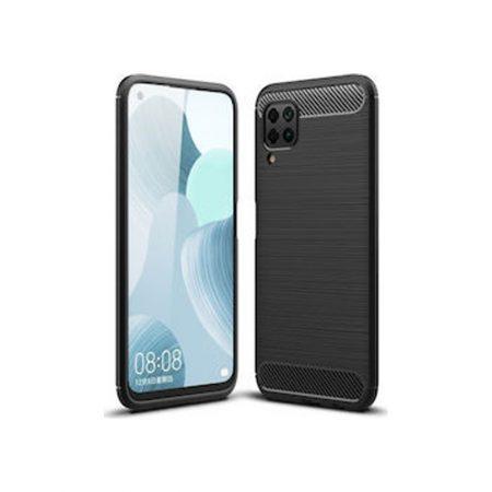 Carbon Flex Back Cover Μαύρο (Huawei P40 Lite) HUAWEI P40 LITE