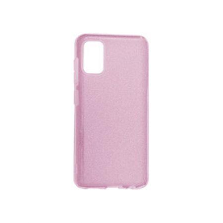 Θήκη σιλικόνης χρυσόσκονη Ροζ (Huawei P40 lite) HUAWEI P40 LITE