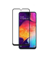 Full Face Tempered Glass Black (Galaxy A 20s) SAMSUNG GALAXY A20S