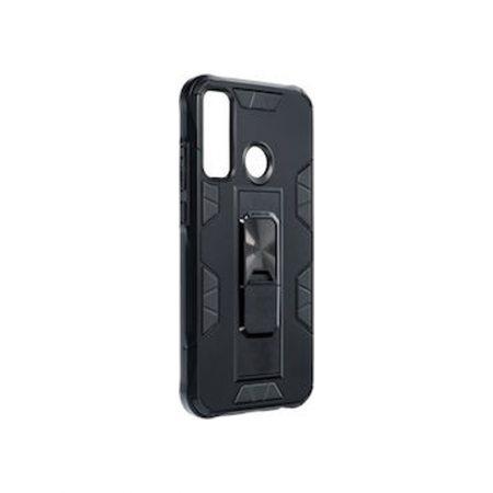 Defender Back Cover Πλαστικό Μαύρο Huawei P40 Lite E Huawei P40 Lite E