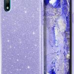 Θήκη σιλικόνης χρυσόσκονη για Huawei Y5 2019 Huawei Y5 2019