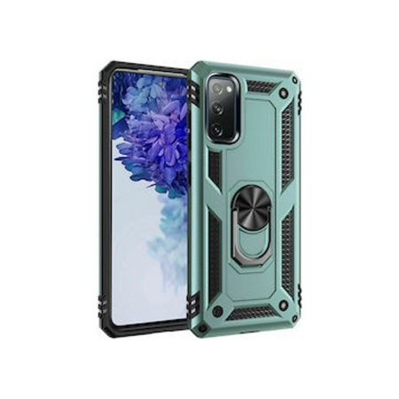Armor Case 360 Metal Rotating Ring-Car Holder for Psmart Z/Honor 9X HUAWEI P SMART Z / HONOR 9X