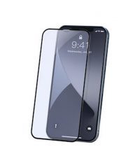 Full Face Tempered Glass Black  (iPhone 12 ProMax) iPhone 12 pro max