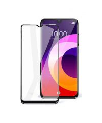 Full Face Tempered Glass Black (Galaxy A 21) TEMPERED GLASS ΓΙΑ ΚΙΝΗΤΟ