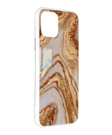 Forcell MARBLE COSMO Case iPhone 12 / 12 Pro iphone 12/12pro