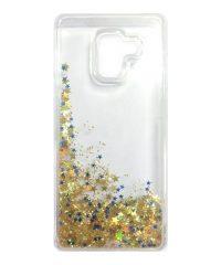 Θήκη Mε Υγρή Χρυσόσκονη Galaxy A6 2018 SAMSUNG GALAXY A6 2018