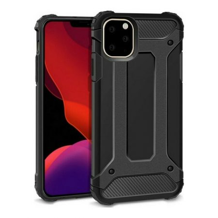 Armor Back Cover Μαύρο iPhone 12 / 12 Pro iphone 12/12pro