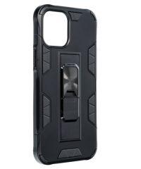 Defender Back Cover Πλαστικό Μαύρο  iPhone 12 mini iPhone 12 mini