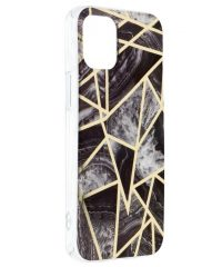 Forcell MARBLE COSMO Case  iPhone 12 mini iPhone 12 mini