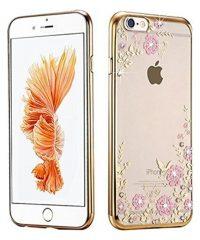 Θήκη Σιλικόνης Diamond Garden χρυσή iphone 7/8/SE2020 iPhone 7 / 8