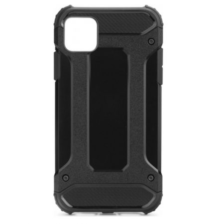 Armor Back Cover Μαύρο iPhone 12 Pro Max iPhone 12 pro max