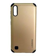 Motomo Armor Back Cover χρυσό Samsung Galaxy A10 Samsung Galaxy A10