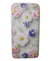 Θήκη Σιλικόνης σχέδιο flower  iPhone 7/8 Plus iPhone 7 Plus