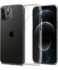 Θήκη Σιλικόνης διάφανη iPhone 12 / 12 Pro iphone 12/12pro