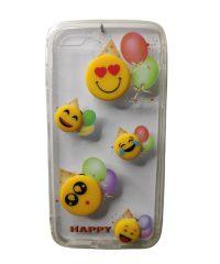 Θήκη Σιλικόνης happy  iPhone 7/8 Plus iPhone 7 Plus