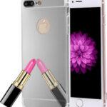 Θήκη Σιλικόνης καθρέφτης iPhone 7/8 Plus iPhone 7 Plus